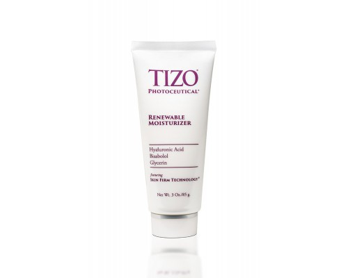 TIZO Photoceutical Renewable Moisturizer Увлажняющий крем для фотоповрежденной кожи, 85 мл