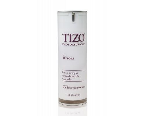 TIZO Photoceutical PM Restore Восстанавливающий ночной крем, 29 мл