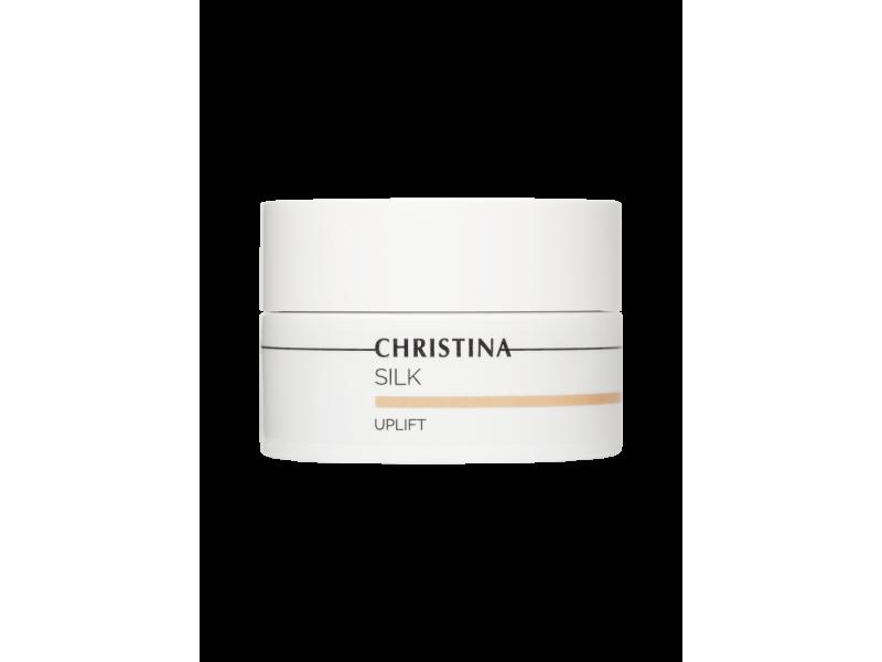 Подтягивающий крем 50 мл Silk UpLift Cream  Применение