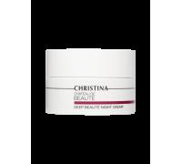 Интенсивный обновляющий ночной крем для лица и шеи 50 мл Chateau de Beaute Deep Beaute Night Cream