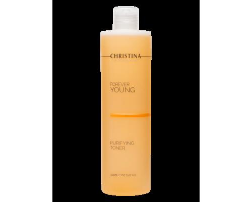 Очищающий тоник 300 мл Forever Young Purifying Toner pH 9,0-10,5