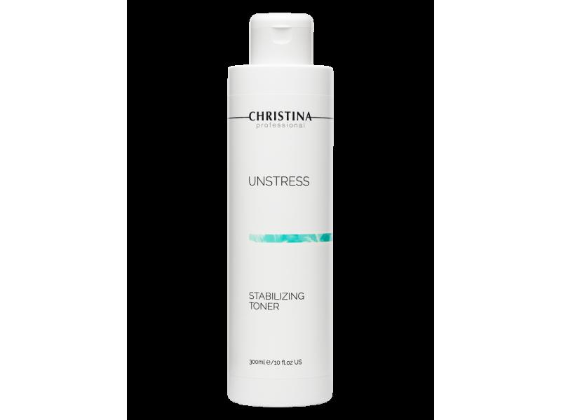 Стабилизирующий тоник для лица 300 мл Unstress Stabilizing Toner pH 4,0-4,5  Применение