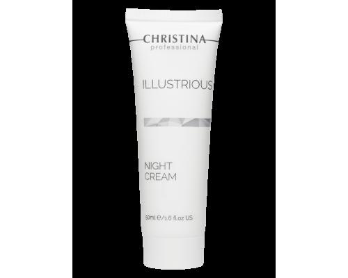 Обновляющий ночной крем 50 мл Illustrious Night Cream
