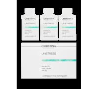 Дневной крем с пробиотическим действием SPF 15 в саше 1,5 мл х 30 шт 45 мл Unstress-Probiotic day cream SPF-15 sachets kit 30 pcs
