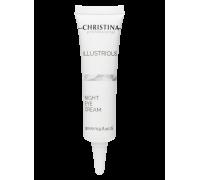 Омолаживающий ночной крем для кожи вокруг глаз 15 мл Illustrious Night Eye Cream