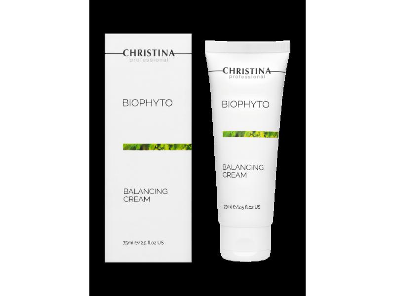 Балансирующий крем 75 мл Bio Phyto Balancing Cream  Применение