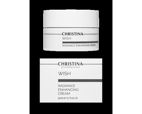 Крем для улучшения цвета лица 50 мл Wish Radiance Enhancing Cream