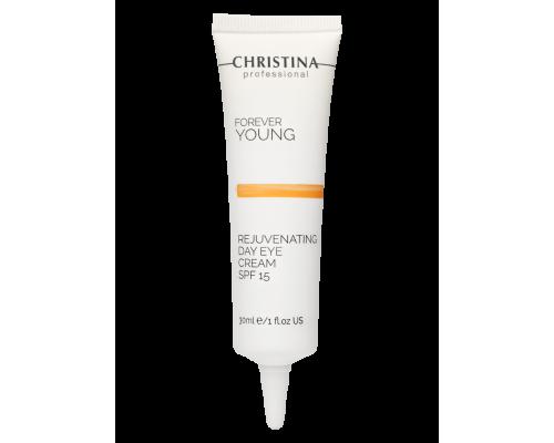 Омолаживающий дневной крем для кожи вокруг глаз SPF 15 30 мл Forever Young Rejuvenating Day Eye Cream SPF15