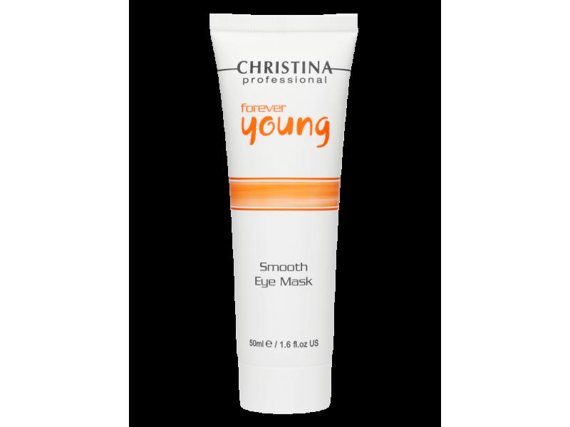 Маска для разглаживания кожи вокруг глаз 50 мл Forever Young Smooth Eyes Mask  Применение