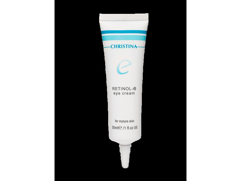 Крем с ретинолом для зрелой кожи вокруг глаз 30 мл Retinol E Eye Cream for mature skin  Применение