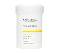 Маска красоты на основе морских трав для сухой кожи «Ваниль» 250 мл Sea Herbal Beauty Mask Vanilla for dry skin