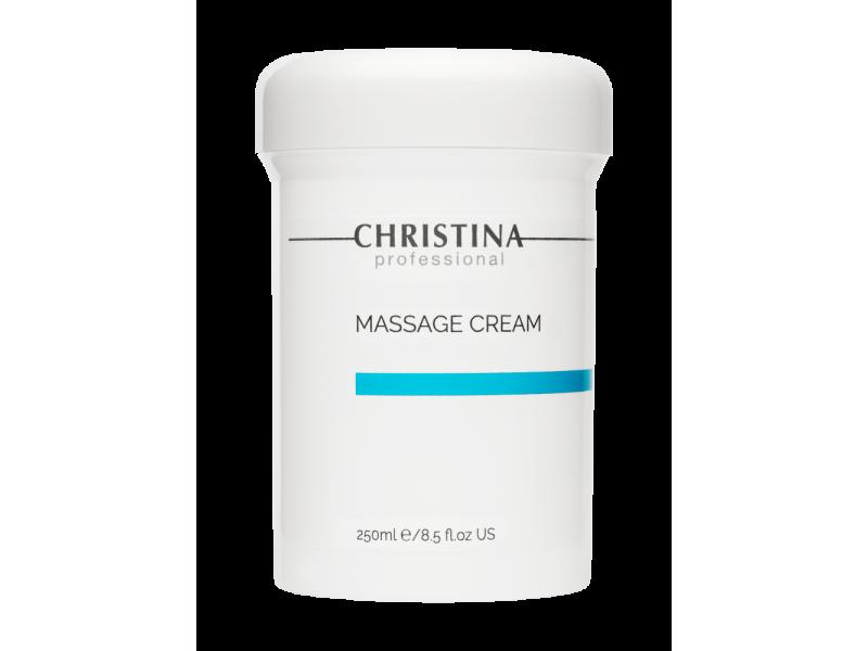 Массажный крем 250 мл Massage Cream  Применение