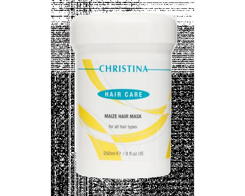 Кукурузная маска для всех типов волос 250 мл Maize Hair Mask for all hair types